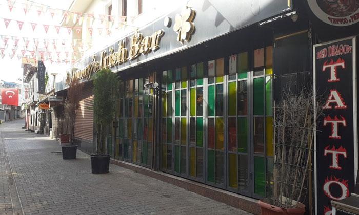 Бар «Jimmy's» в Кушадасах