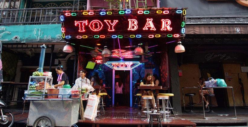 Бар Toy в Бангкоке