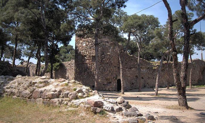 Бархатная крепость Измира