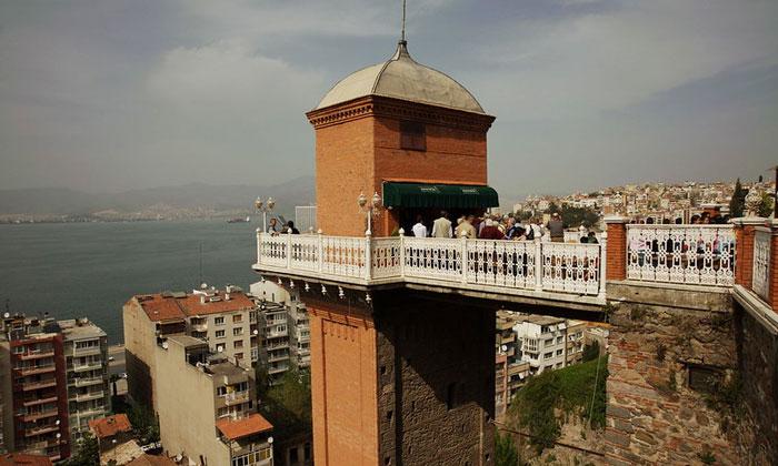 Башня Асансёр в Измире