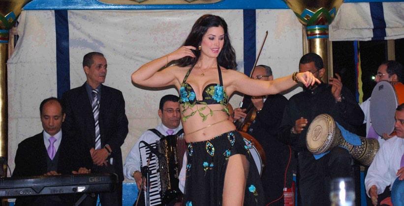 Танец живота в Каире
