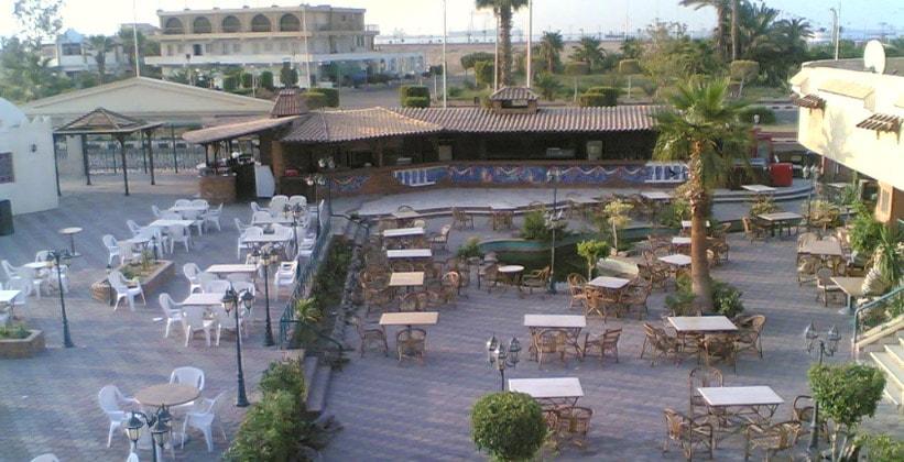 Ресторан Castello в Суэце