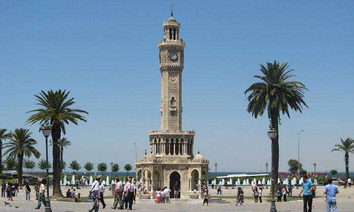 Часовая башня Измира
