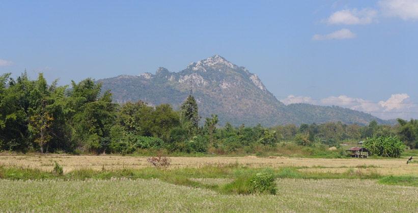 Национальный парк Дой Кун Тан