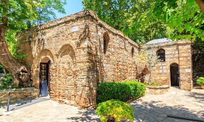 Дом Богородицы (Эфес) в Турции