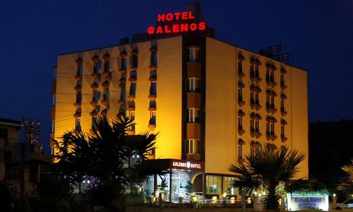 Отель «Galenos» в Бергаме