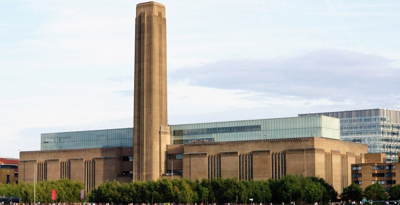 Галерея Тейт-Модерн в Лондоне