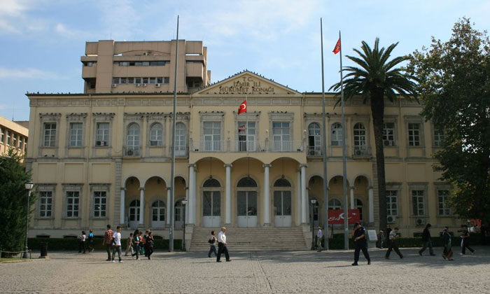 Городская администрация Измира