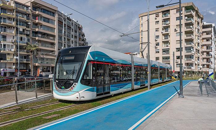Городской трамвай Измира