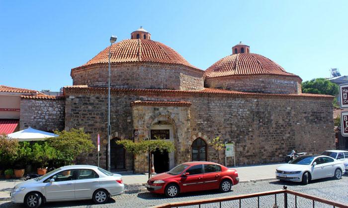 Хаммам (баня) «Haci Hekim» в Бергаме