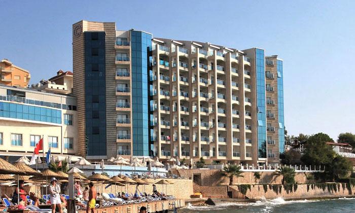 Отель «Charisma De Luxe» в Кушадасах