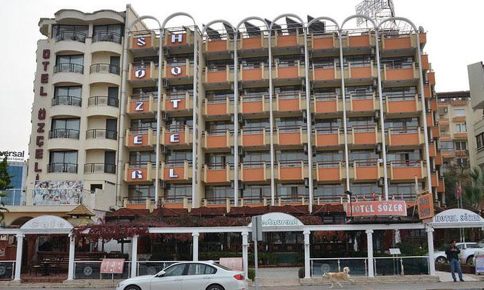 Отель «Sozer» в Кушадасах