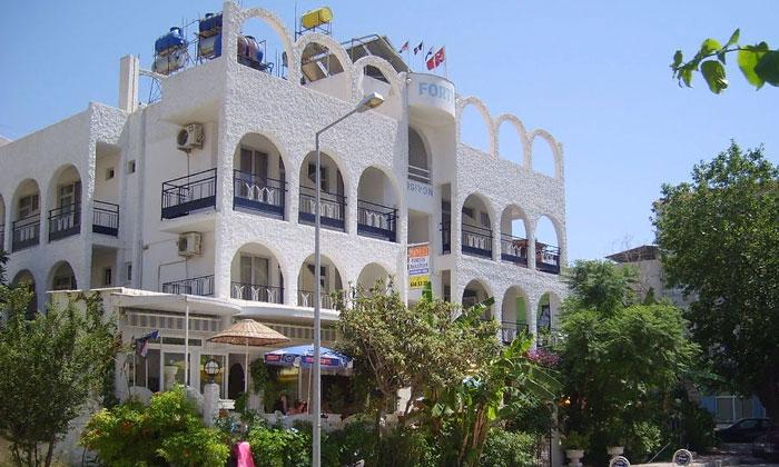 Отель «Villa Fortin» в Кушадасах
