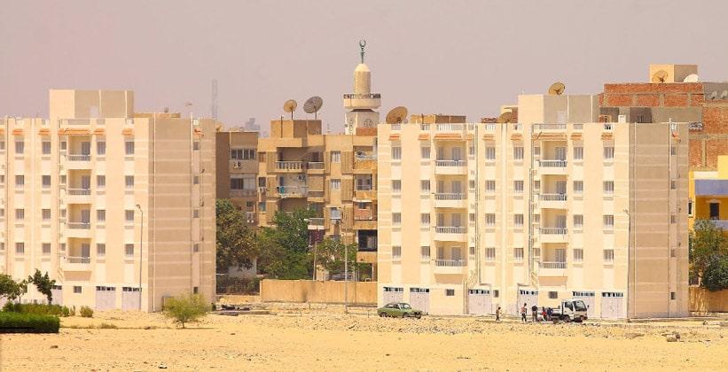 Город Исмаилия в Египте