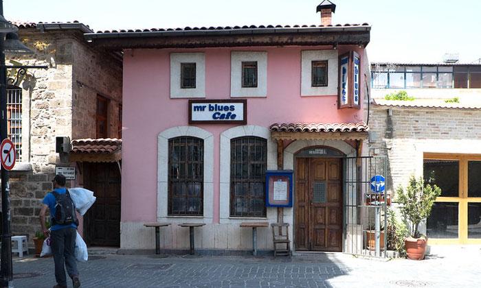 Кафе «Mr. Blues» в Анталии