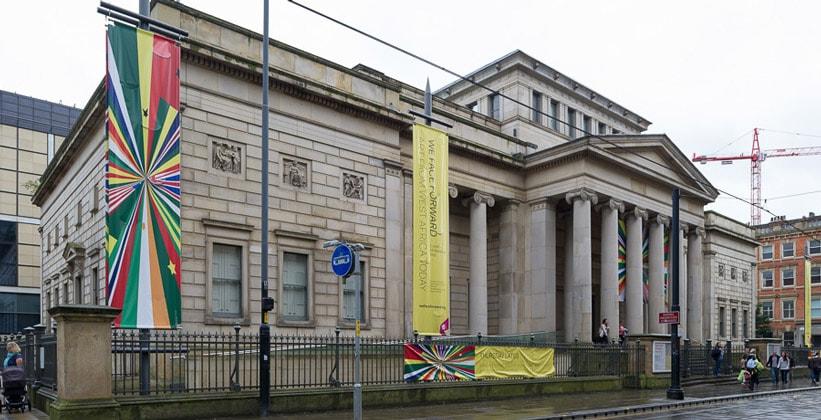 Художественная галерея Манчестера