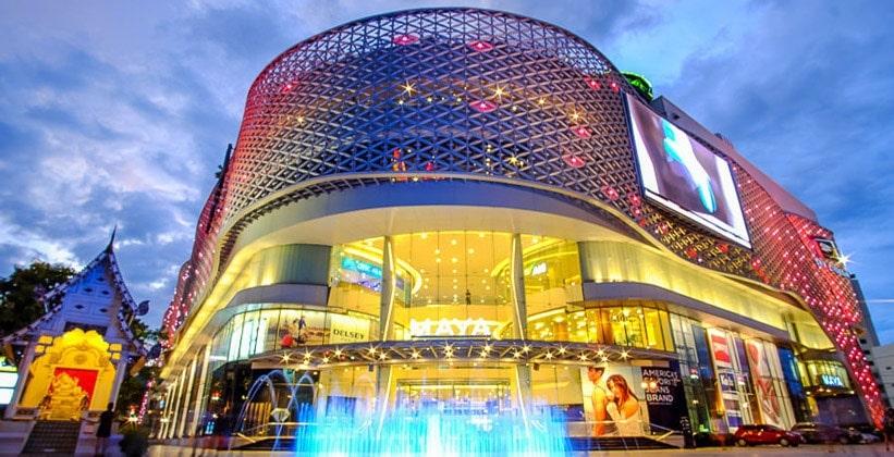 Торговый центр Maya в Чиангмае