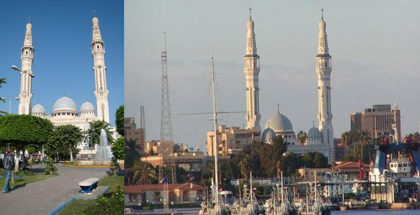 Мечеть Исмаилии
