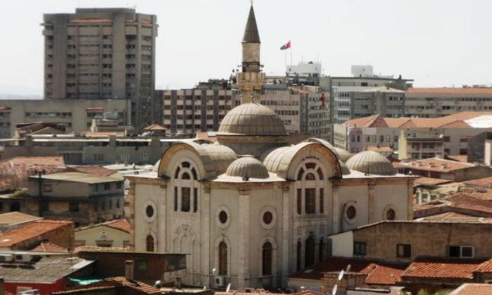 Мечеть Кестанепазары в Измире