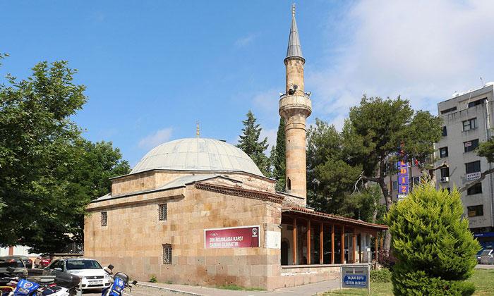 Мечеть Куршунлу в Бергаме