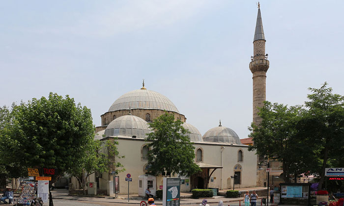 Мечеть Текели Мехмед-паши в Анталии
