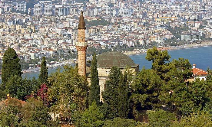 Мечеть Сулеймана в Аланье