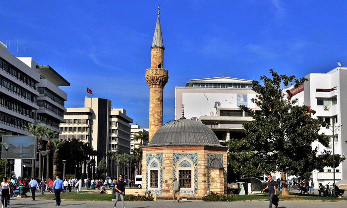 Мечеть Ялы в Измире