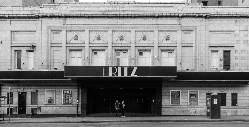 Музыкальное заведение Ritz в Манчестере