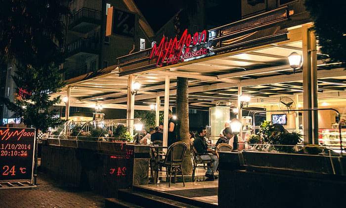Ночное кафе «My Moon» в Анталье