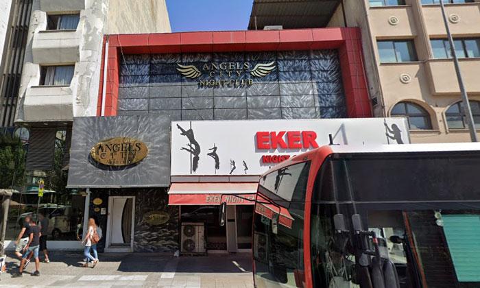 Ночной клуб «Eker» в Измире