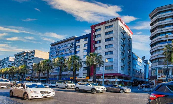 Отель «Kozan City» в Измире