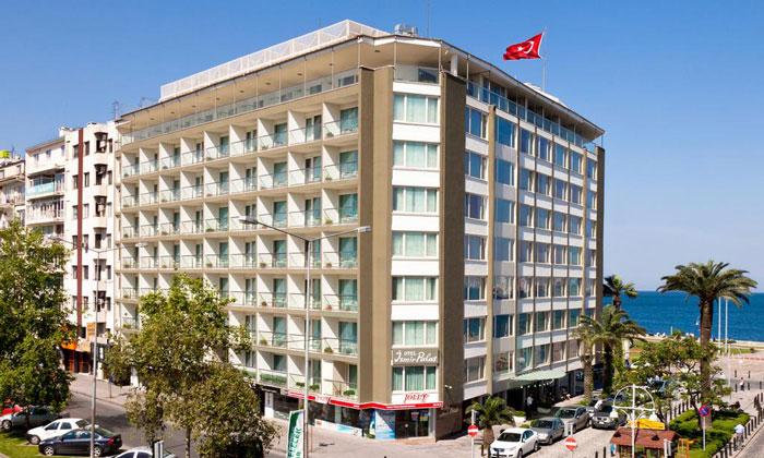 Отель «Palas» в Измире