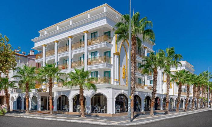 Отель «Sealife Lounge» в Анталии