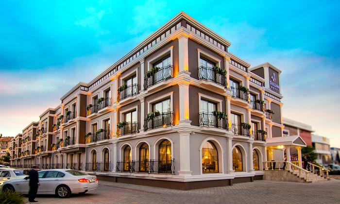 Отель «Svalinn» в Измире