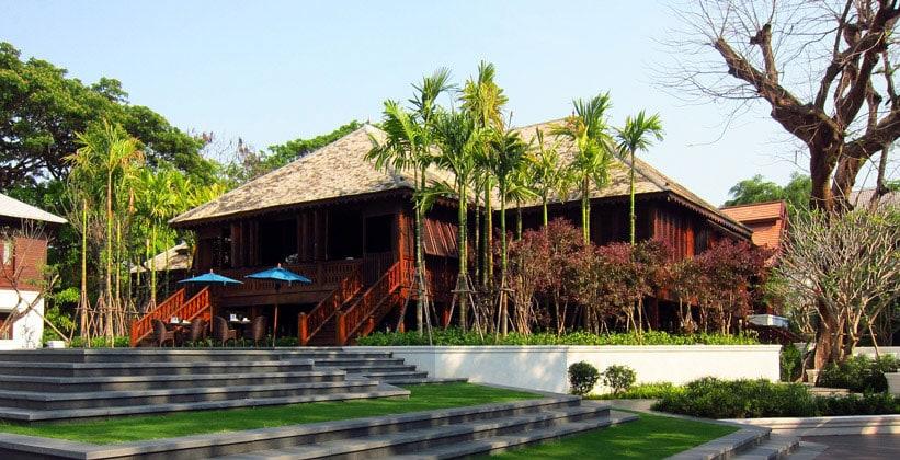 Отель Pillars в Чиангмае