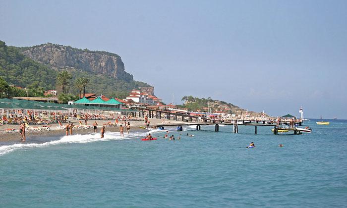 Пляжный отдых в Кемере