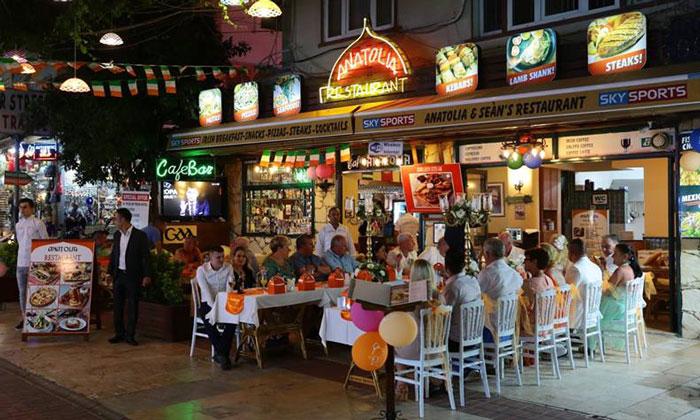 Ресторан «Anatolia» в Кушадасах
