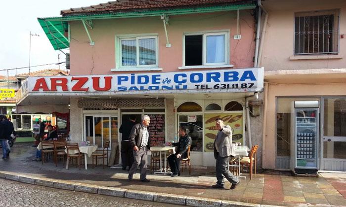 Ресторан «Arzu Pide» в Бергаме