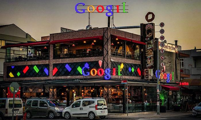 Ресторан «Googil» в Анталии