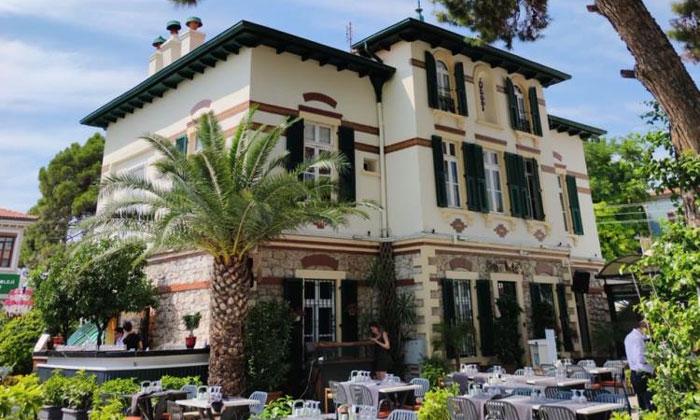 Ресторан «Sini Kosk» в Измире
