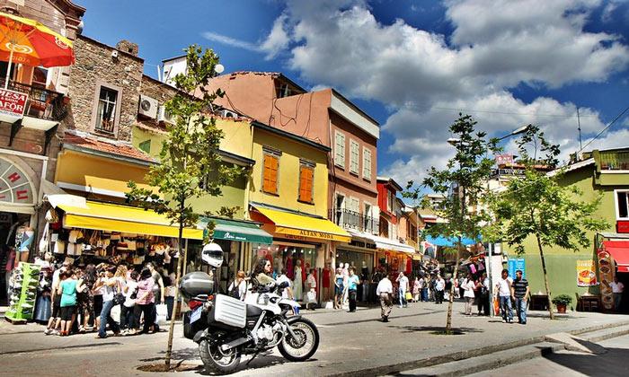 Рынок Кемералты в Измире