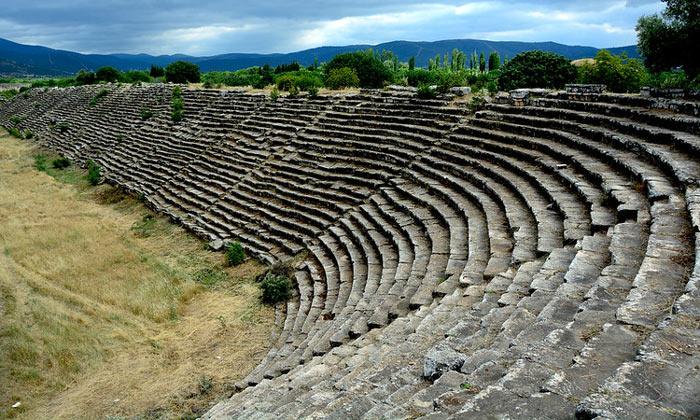 Стадион Афродисии