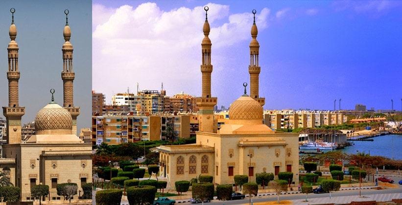Мечеть Суэца