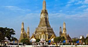 Храм Рассвета (Ват Арун) в Бангкоке