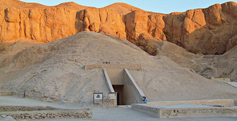 Гробница Рамсеса IV