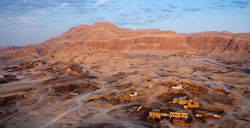 Долина Цариц Египта
