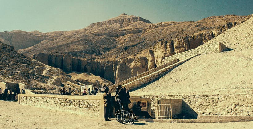 Долина Царей Египта
