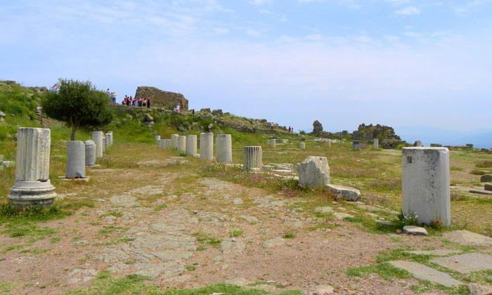 Верхняя агора Пергама