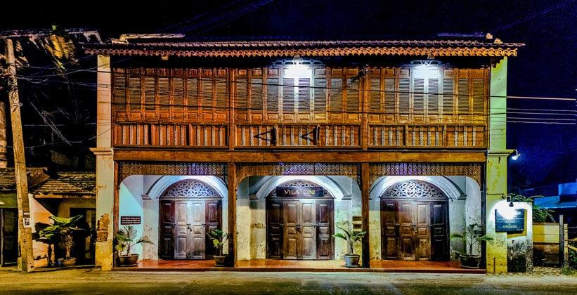 Заведение Vila Cini в Чиангмае