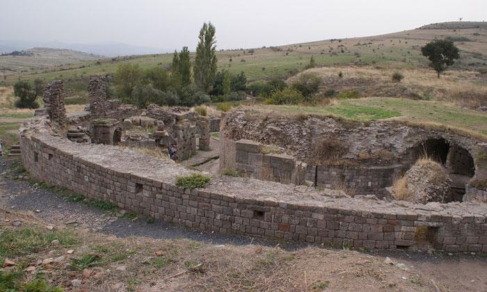 Храм Телесфора Пергама
